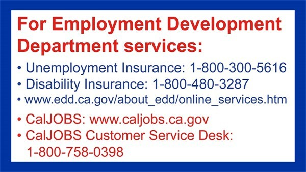 America S Job Center Of California