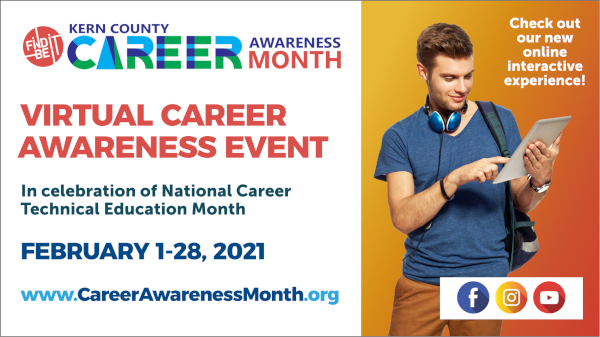 Career Awareness Month, February 2021