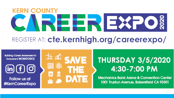 Career Exp 2020, March 5, 2020